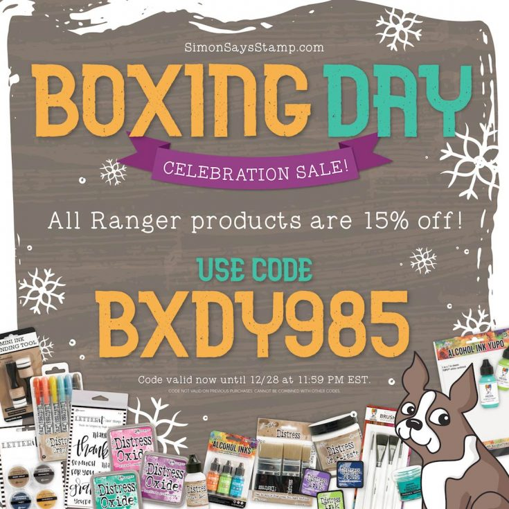 Ranger Boxing Day Sale 15% off