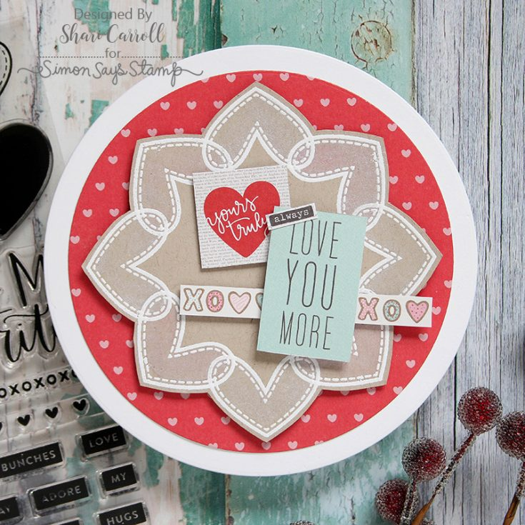 Shari Carroll, January Card Kit