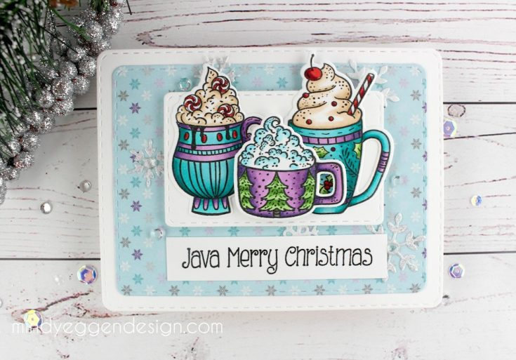 Pink & Main: Java Merry Christmas