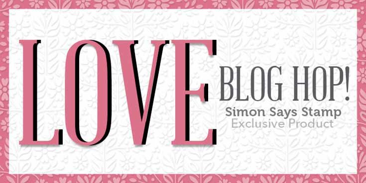 Simon Say Stamp Love Release Blog Hop