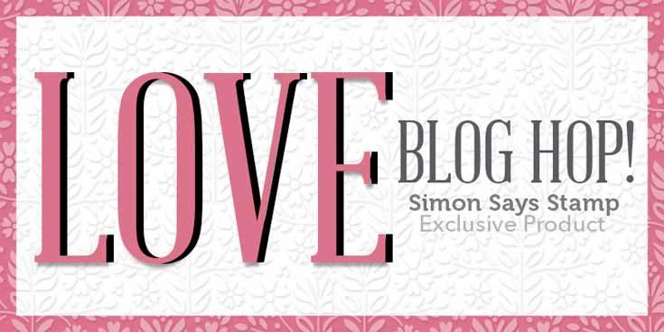 Simon Say Stamp Love Release Blog Hop