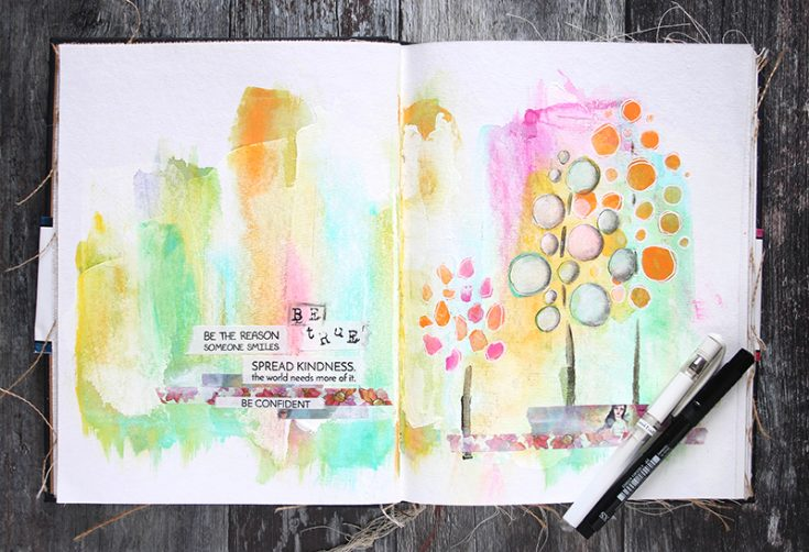 Art Journal, Shari Carroll