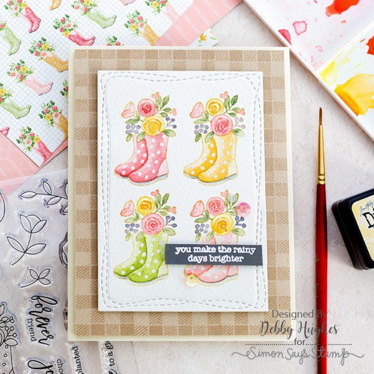 March Card Kit, Debby Hughes