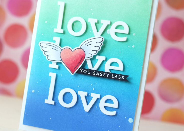Amore Laura Fadora: Love You Sassy Lass