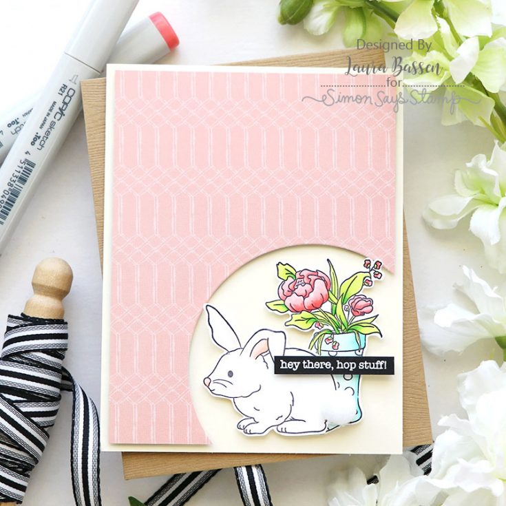 March Card Kit, Laura Bassen