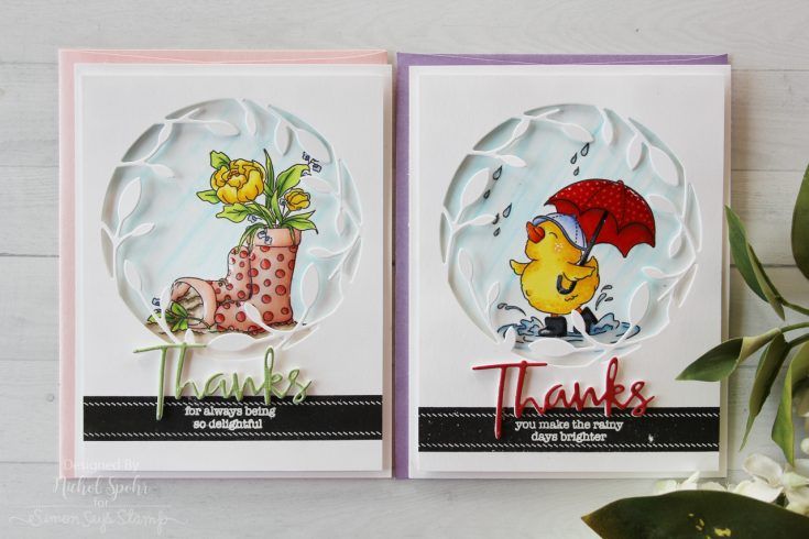 Nichol Spohr March Card Kit