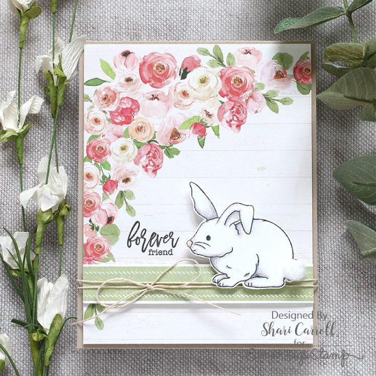 Shari Carroll, March Card Kit