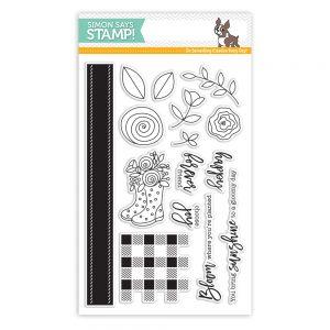 Choose Joy, sss101821, SSS Clear Stamps