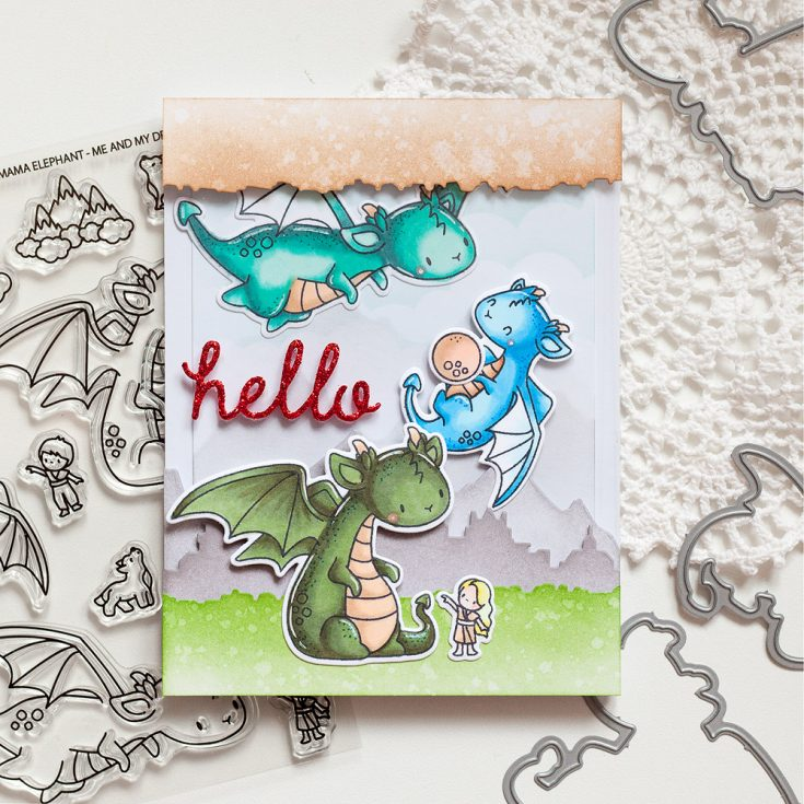 New Mama Elephant Dragons!