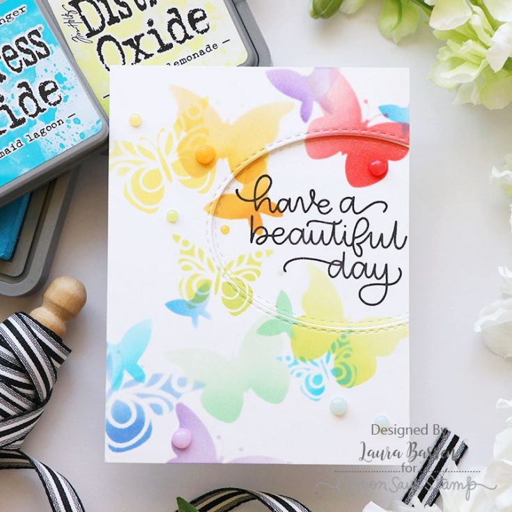 Laura Bassen, April Card Kit Reveal