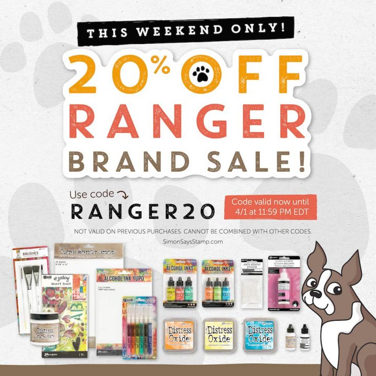 Ranger 20% off Sale