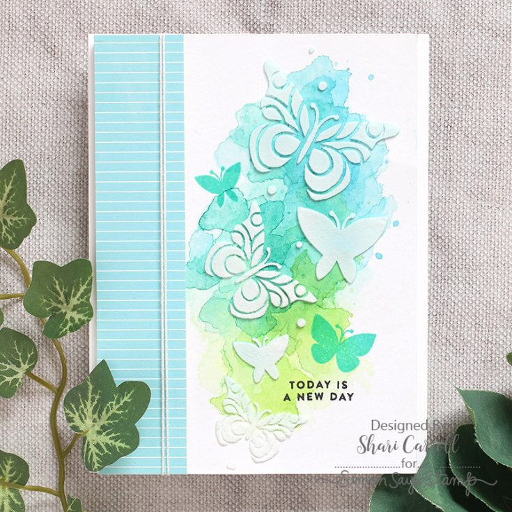 Shari Carroll, April Card Kit