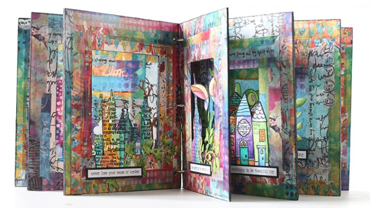 Shari Carroll, Joggles, Tunnel Book