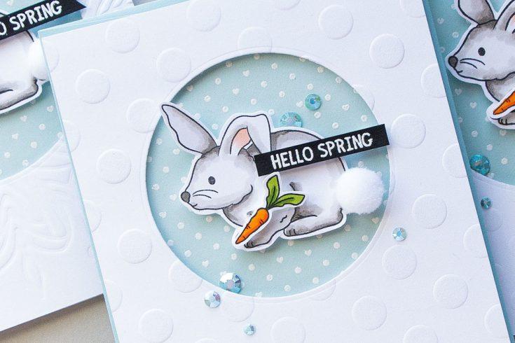 Yippee for Yana: Spring Bunnies