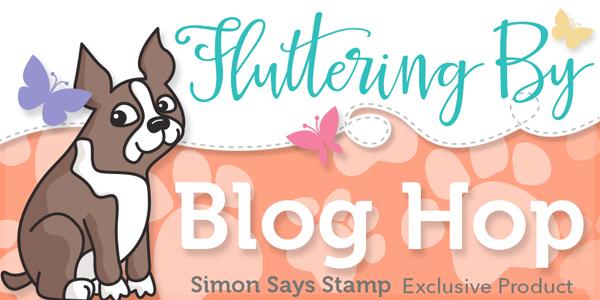 Simon Says Stamp Fluttering By Blog Hop