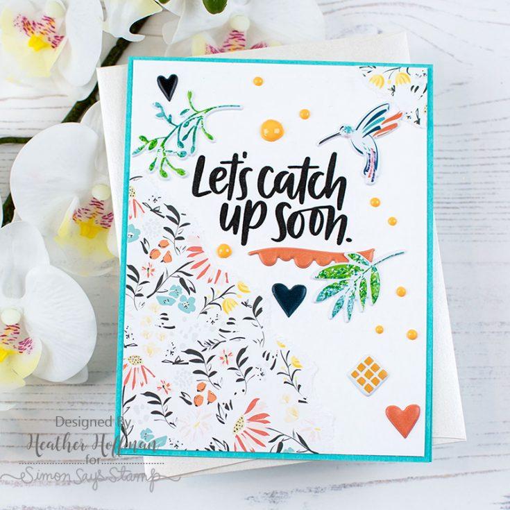 May Card Kit, Heather Hoffman