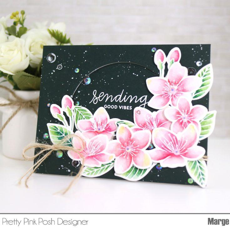 Floral Pretty Pink Posh