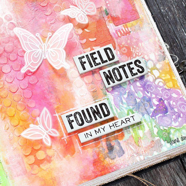 Art Journaling, Shari Carroll