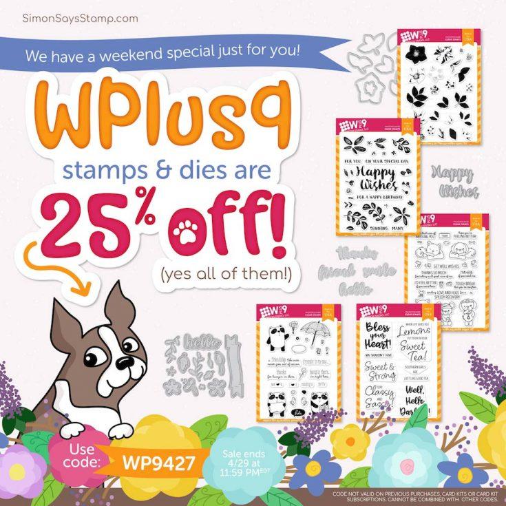 WPlus9 25% off Sale
