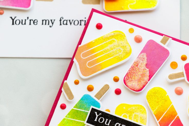 Yippee for Yana: Ice Cream Cards