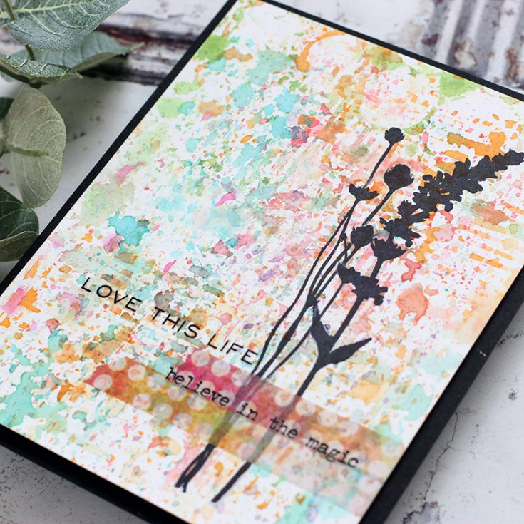 Art Journal Style Cards, Shari Carroll, Tim Holtz