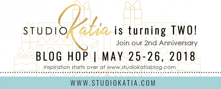 Studio Katia, Blog Hop