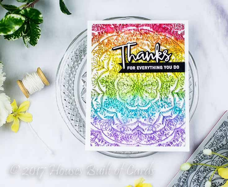 Heather Hoffman Simon Says Stamp May Throwback Thursday Rebecca Lace Background Stamp