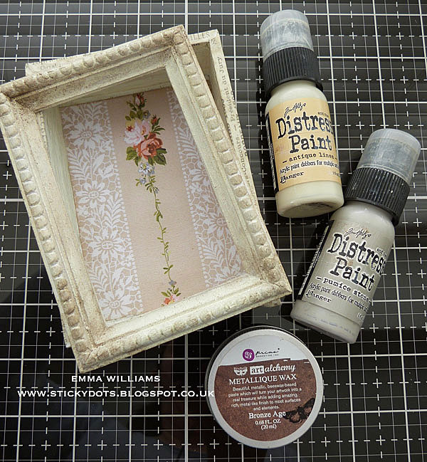 Make A Wish Diorama Keepsake Box