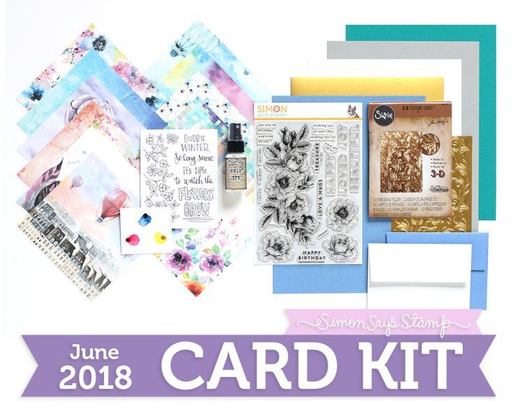 Fly Me Away June 2018 Card Kit