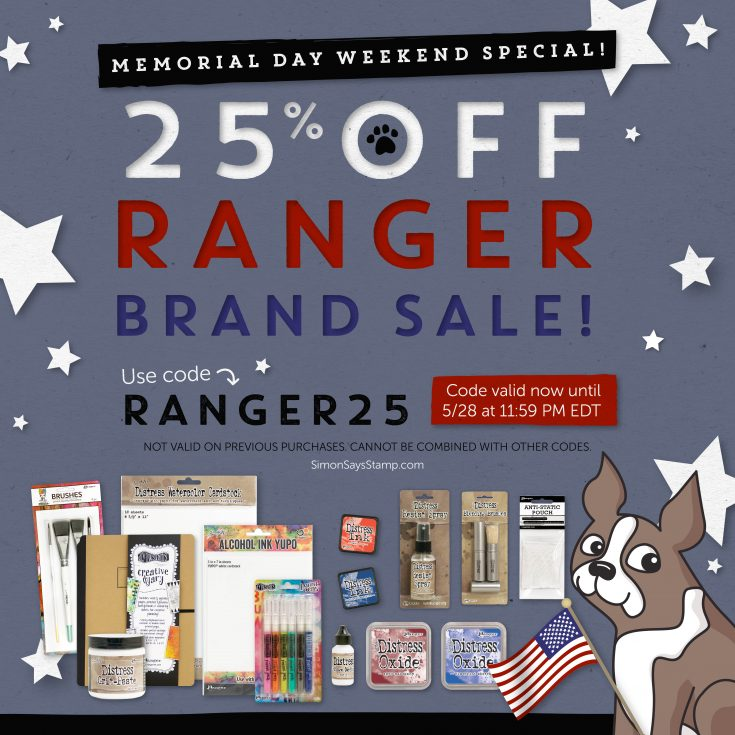 Ranger 25% off Memorial Day Weekend Sale