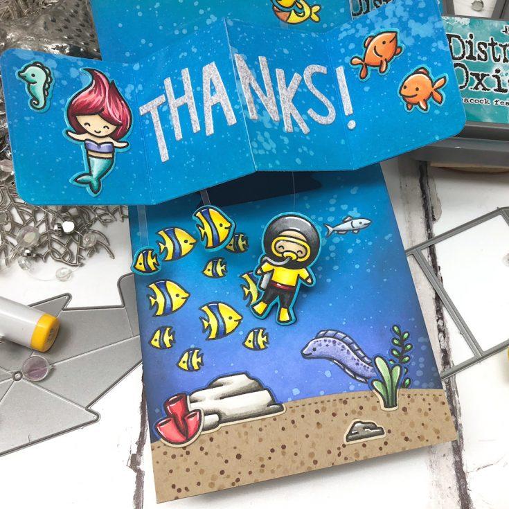 Interactive Cards by Jess: Pivot Pop Up!!