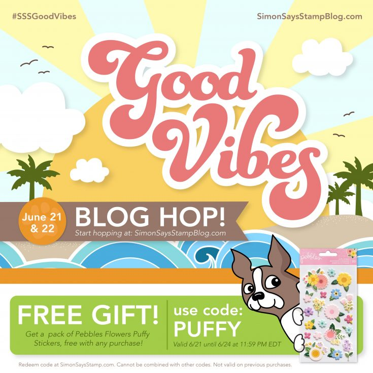 Good Vibes Blog Hop