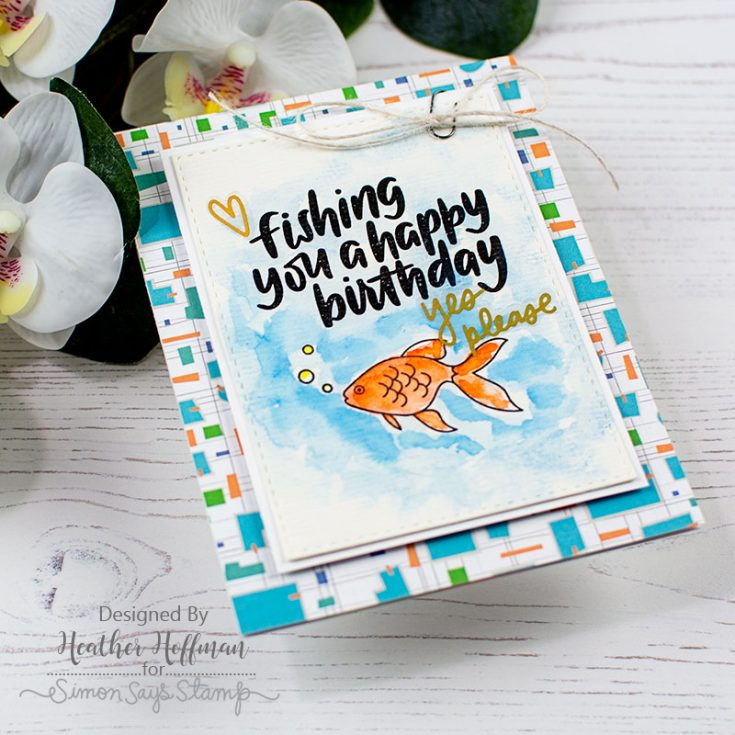 Heather Hoffman, July Card Kit