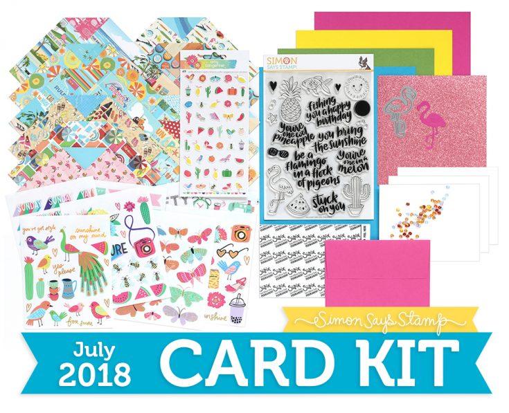 July Card Kit