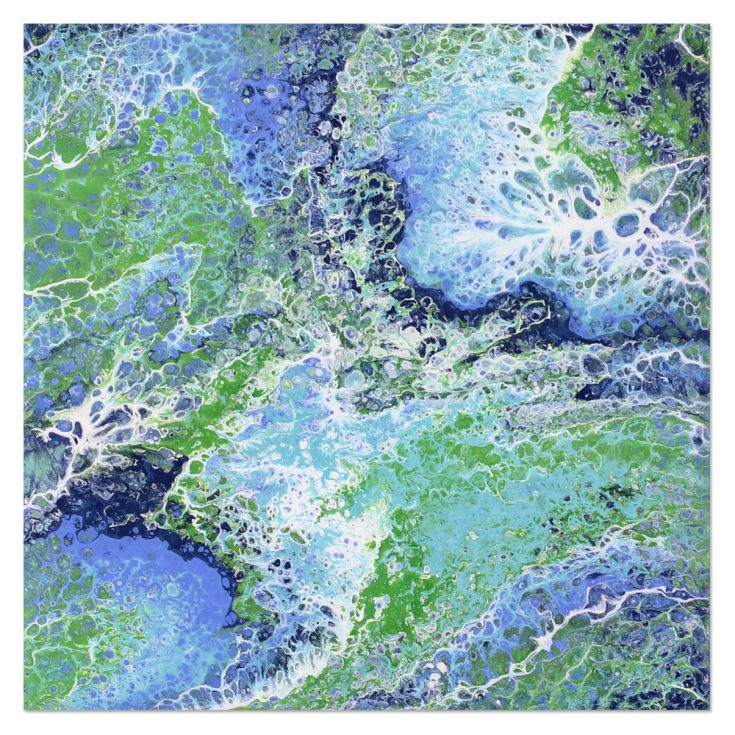 Paint Pouring, Acrylic Pouring, Shari Carroll