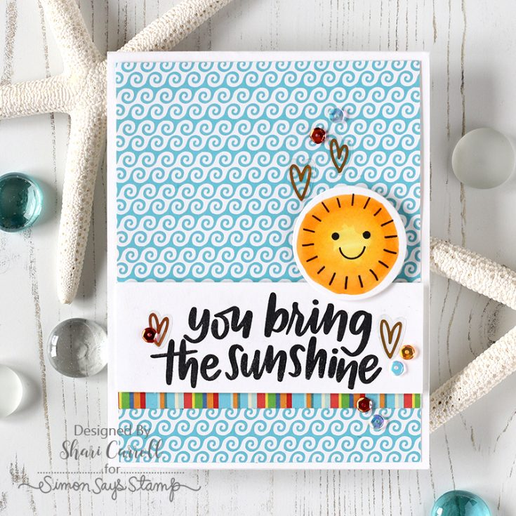 Shari Carroll, July Card Kit