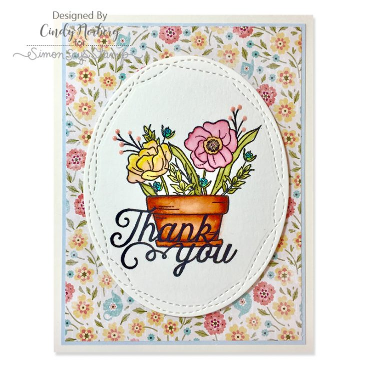 Mandy's Flowers, Card Kit