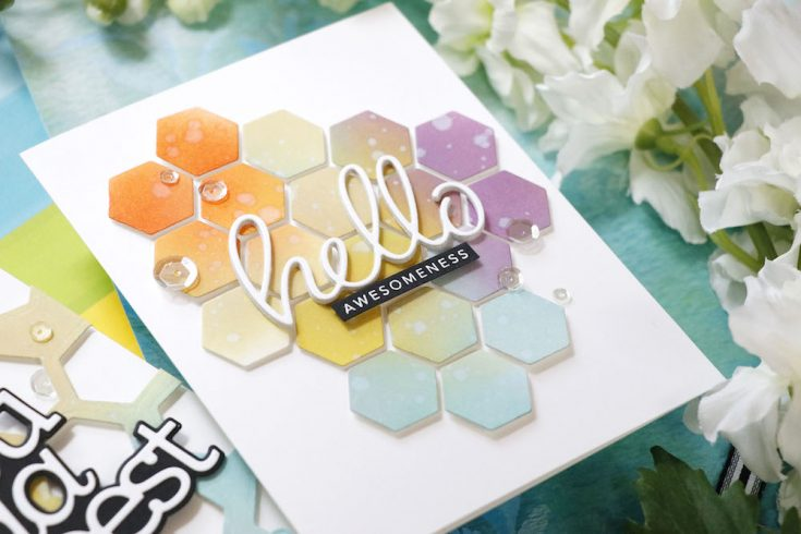 Amore Laura Fadora: Hexagons Two Ways