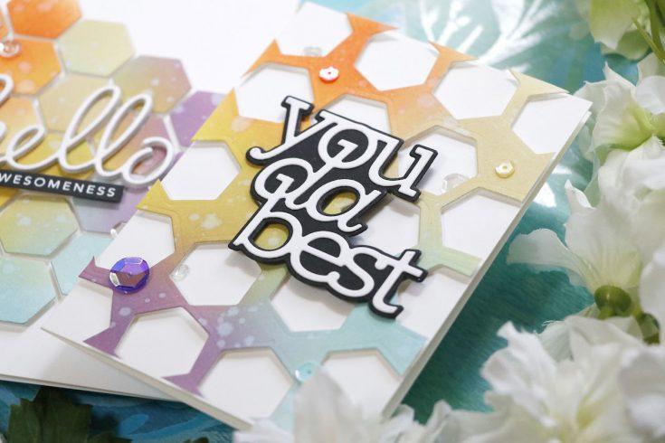 Amore Laura Fadora: Hexagons Two Ways
