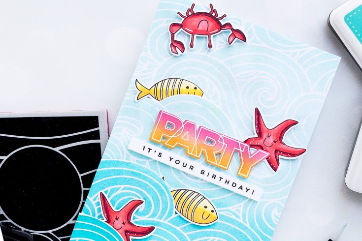 Yippee for Yana: Sea Party Birthday