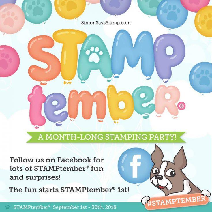 Facebook STAMPtember® teaser