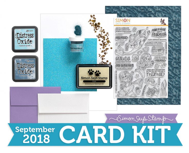 September 2018 Card Kit
