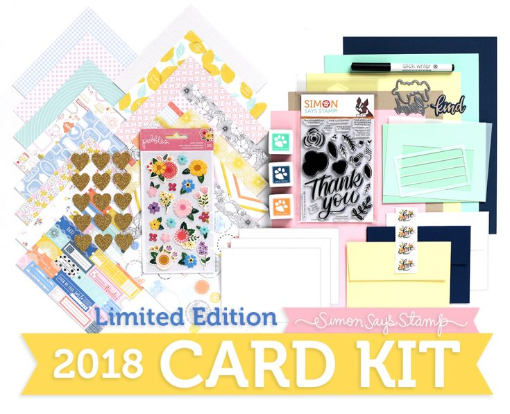 Limited Edition Thank You Card Kit!!!