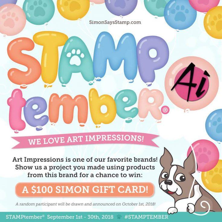 Art Impressions STAMPtember