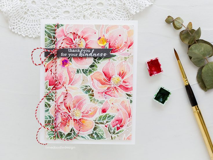 Clearly Besotted STAMPtember exclusive