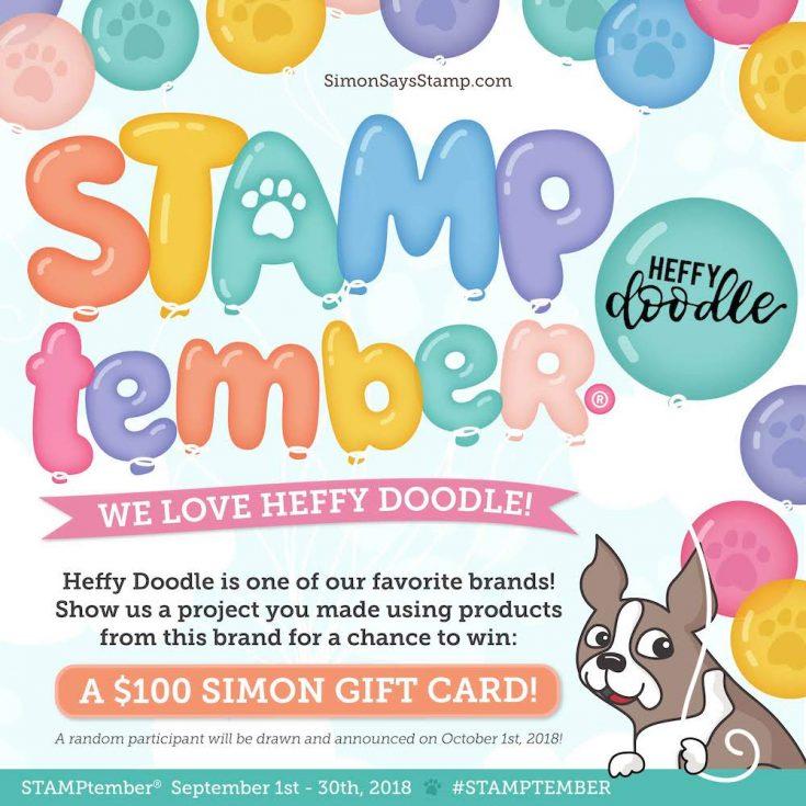 STAMPtember® Heffy Doodle
