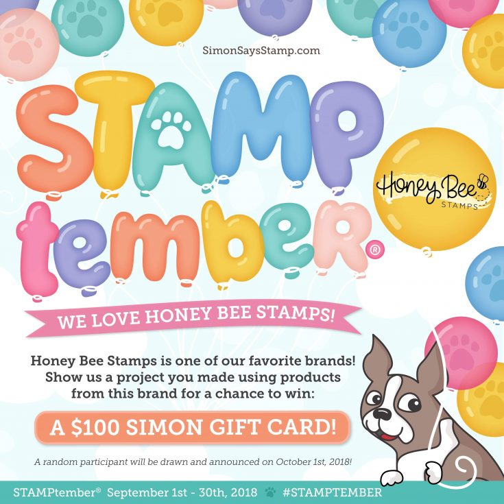 Honey Bee STAMPtember