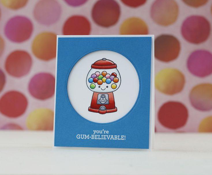 stamptember card kit