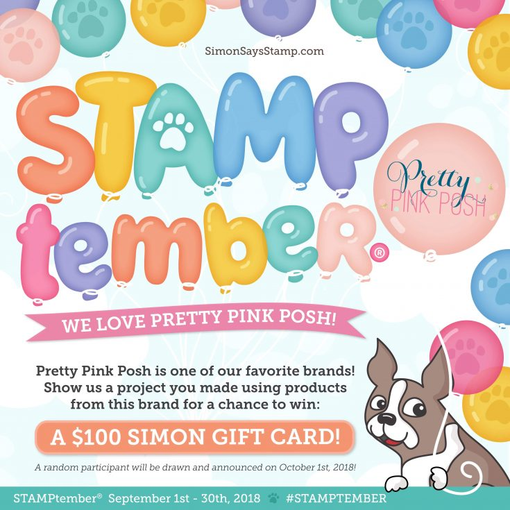 STAMPtember® Exclusive Limited Edition: Pretty Pink Posh