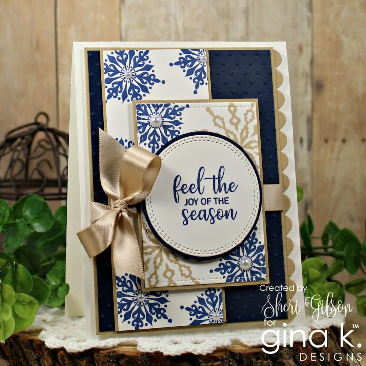 STAMPtember® Exclusive Limited Edition: Gina K Designs!